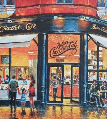Butlers Chocolate Cafe SA